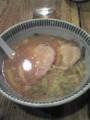 野方ホープのつけ麺のつけ汁