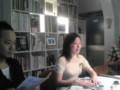 寺子屋ヒマナイヌ11「美女に学ぶそろばん学/講師 珠算講師 岩井春香