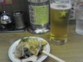生ビール@福しん
