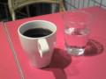 コーヒー¥160@サクラカフェ