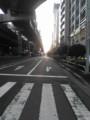 朝の光@タイムズスパレスタ前