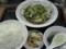 ホイコーロー定食¥580ごはん大盛無料@福しん公会堂前店