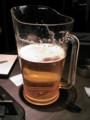 生ビールで乾杯!!!