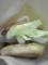 ロッテリアの絶妙ハンバーガーは、レタスたっぷり