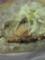 ロッテリア新生エビバーガーのエビは、プリップリッ。