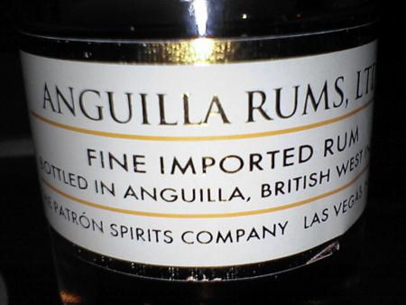 ANGUILLA RUM(イギリス領/アンギラ島 )