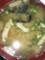 セブンプレミアムわかめの味噌汁