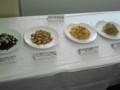 ベルメゾンの頒布会の生パスタを食べ比べ。