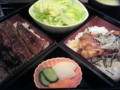 夏のおすすめランチ 「鰻とり御膳」@とりじん