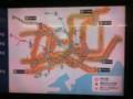 全線遅延中の中、東武東上線のみポイント故障点検中。 @ 東京メトロ