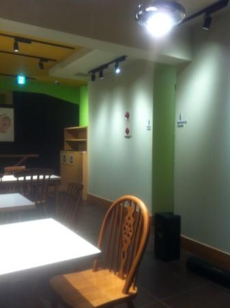 サブウェイ野菜カフェ神田小川町店