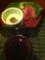 前菜  秋野菜とトリュフ豆腐