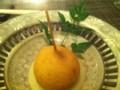 揚物  栗とフォアグラのベニエ