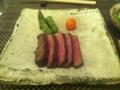 焼物  窯焼ステーキ