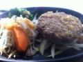 山形牛のハンバーグランチ 焼肉ソース / 牛兵衛 アトレヴィ巣鴨店