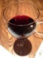 赤ワイン二杯目@ NOMAD NEW'S BASE