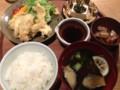大分定食 とり天 ¥1,575@d47食堂