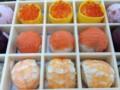 料亭仕込みの手毬寿司