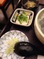 6月(水無月)ランチ 生しらす丼セット おそば付き ごはん大盛 ¥900