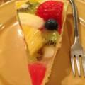 夏の果実たっぷりのタルト at ア・ラ・カンパーニュ_池袋店