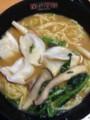 水餃子ラーメン(醤油)