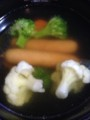 コンソメ野菜スープ