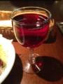 懐かしい赤玉ポートワインストレート at 66DINING_六本木六丁目食堂...