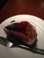 よくばりセットのフルーツタルト at 66DINING_六本木六丁目食堂...