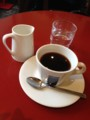 ホットコーヒーをおかわり