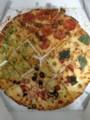[ドミノ・ピザ]クワトロ・リストランテ   ウルトラクリスピークラスト Lサイズ