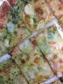 [ドミノ・ピザ]パンチェッタ&スピナッチ