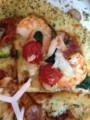 [ドミノ・ピザ]チーズンロール クワトロ・デライト  スペシャルシーフード(トマト
