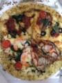 [ドミノ・ピザ]クワトロ・スーパーデリシャス   チーズンロール Mサイズ