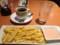 たらマヨポテトとドリップコーヒー