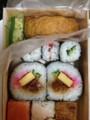 寿司詰め合わせ いなり寿司、のり巻き、太巻き