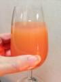 セブンプレミアムのグレープフルーツジュース