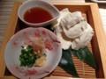 ざる豆腐の冷奴  ¥480