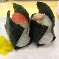 おにぎり2個セット(明太子、鮭)