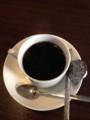 ランチコーヒー@かっぱ食堂