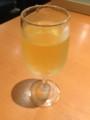 [デニーズ]フランスワイングラス(白)