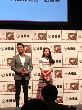 魔裟斗&矢沢心夫妻