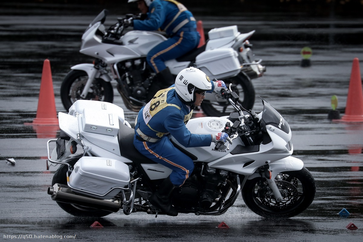 全国白バイ安全運転競技大会