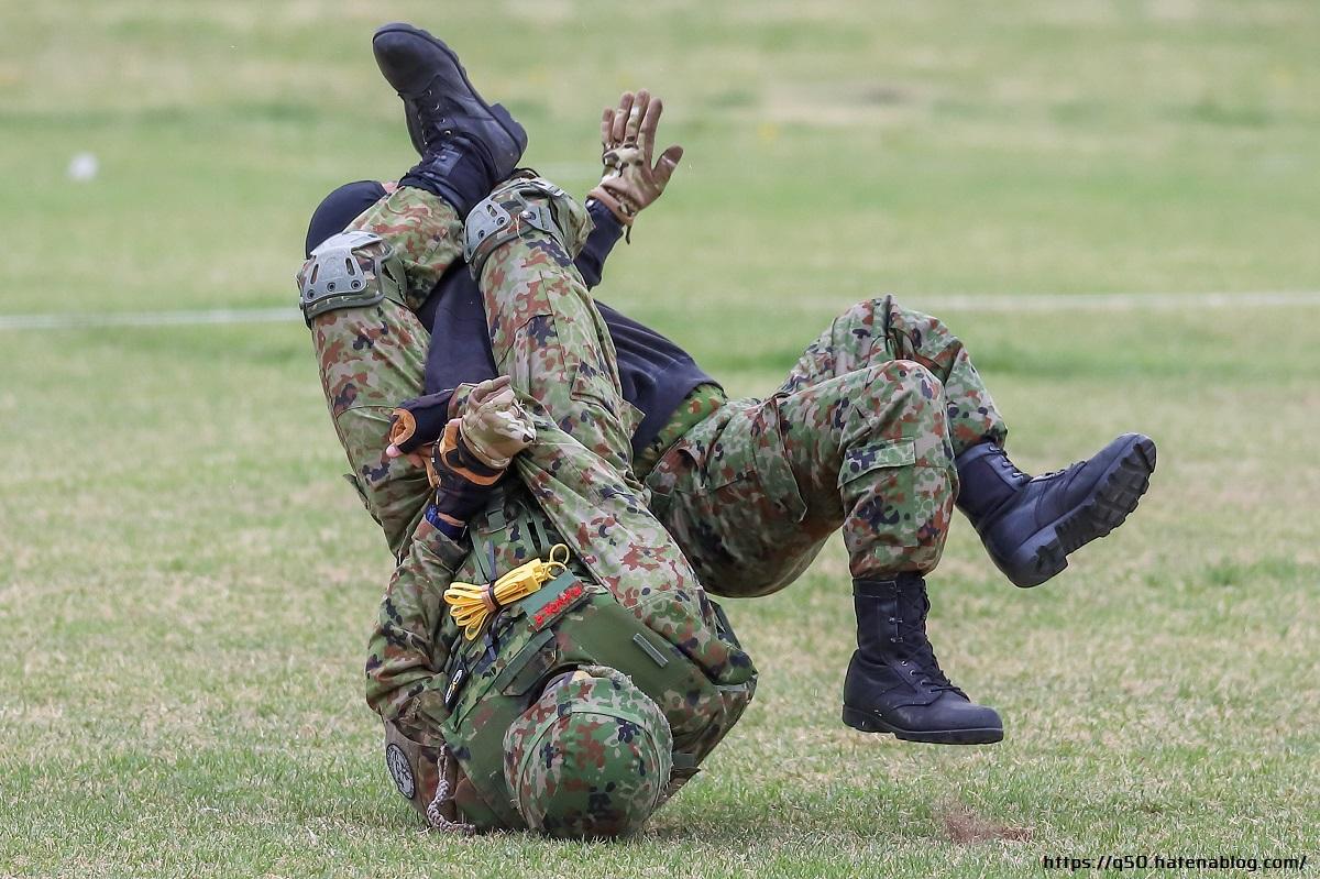 自衛隊 格闘技