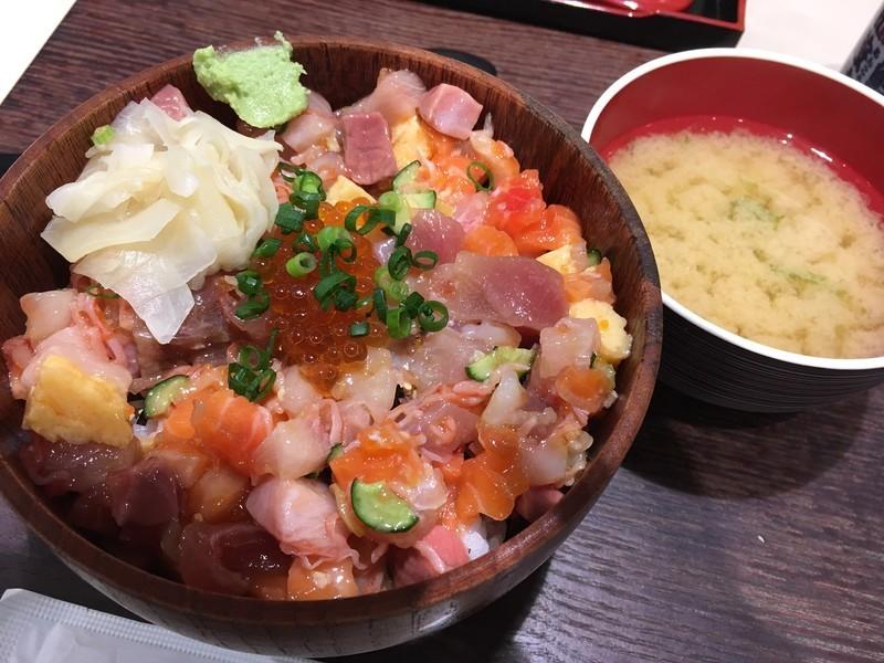 赤羽エキュートの寿司屋