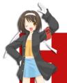 2007-10-11 涼宮ハルヒシリーズ/ハルヒ