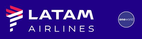 ラタム航空のロゴ