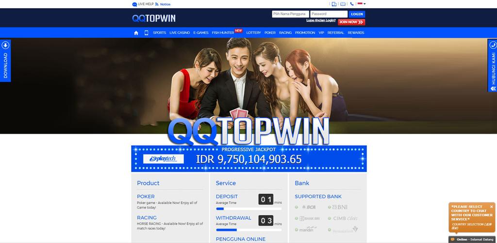 Qqtopwin Bandar Judi Slot Online Bonus Taruhan Terbesar Blog Bandar Judi Terpercaya Qqtopwin