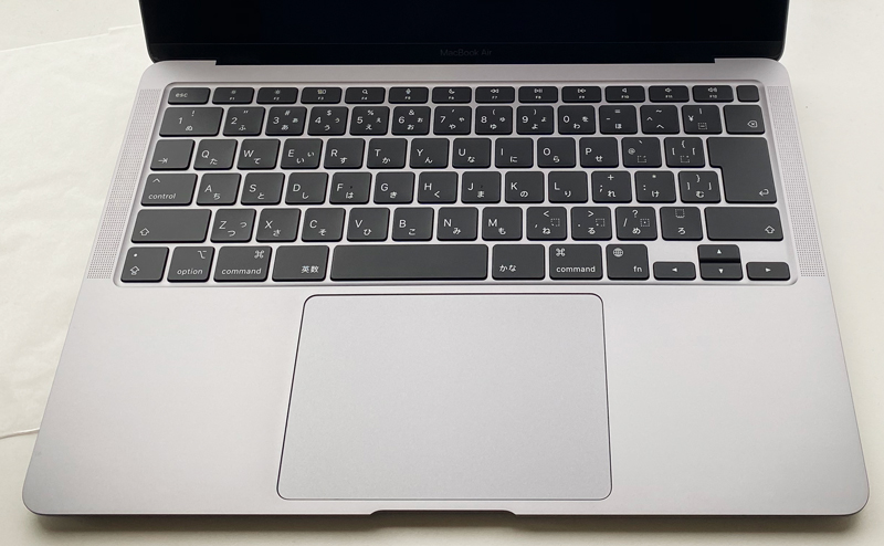 MscBook Airキーボード