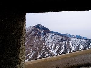 トーチカより中岳