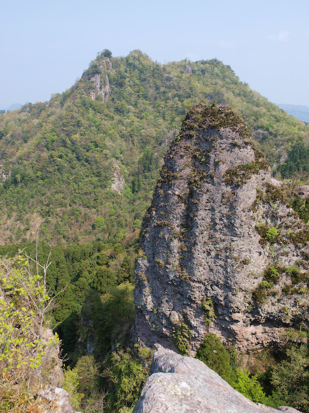 地蔵峠の景
